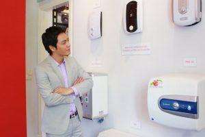 Sửa bình nóng lạnh Ariston tại nhà =>> sửa chữa giá rẻ