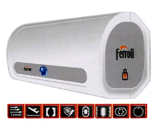 Một số lỗi thường gặp và giải pháp sửa chữa bình nóng lạnhFerroli