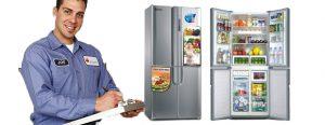 Sửa chữa tủ lạnh Toshiba tại nhà