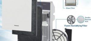 Sửa chữa máy lọc khí Panasonic