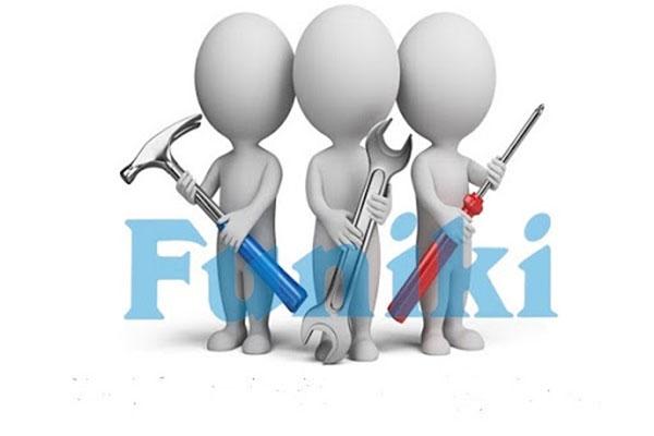 Khắc phục được mọi sự cố liên quan đến điều Funiki