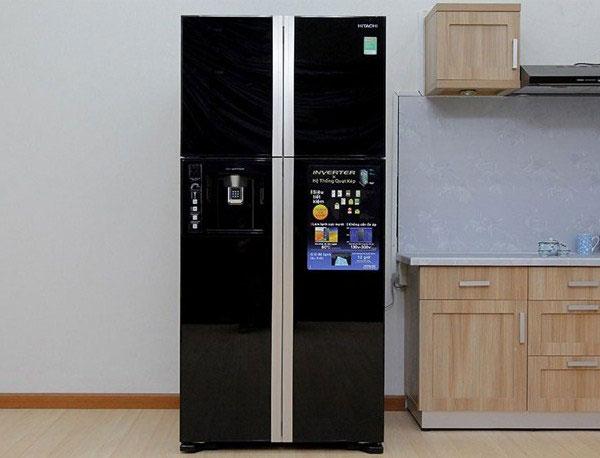 Các lỗi khiến bạn phải tìm đến trung tâm sửa tủ lạnh Hitachi nội địa Nhật