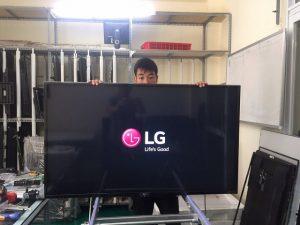 Trung tâm sửa chữa tivi LG tại nhà uy tín nhất Hà Nội