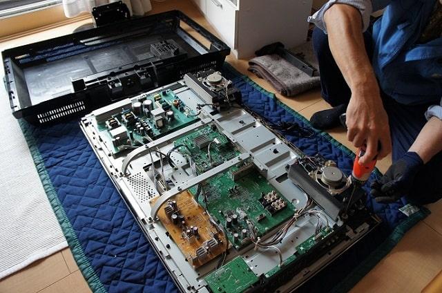 Tìm kiếm trung tâm sửa chữa tivi Sony uy tín