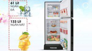 Sửa tủ lạnh Toshiba bị đóng tuyết đem lại hiệu quả tức thì