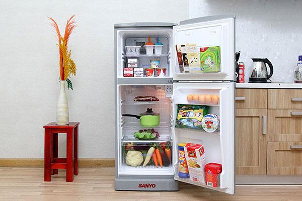 Địa chỉ sửa chữa tủ lạnh Sanyo không đông đá uy tín?
