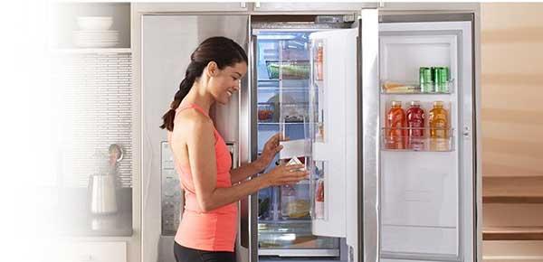 Bạn có thể tự khắc phục những lỗi cơ bản của tủ lạnh LG inverter