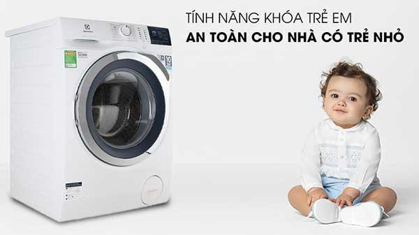 Máy giặt electrolux thường xảy ra những lỗi nào phải sửa?