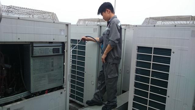 Nguyên lý hoạt động của hệ thống điều hòa VRV3