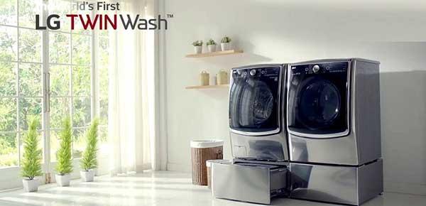 Nguyên nhân dẫn đến máy giặt LG không xả nước