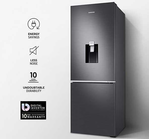 Quy trình sửa sửa tủ lạnh Samsung Inverter tại Minh Đức