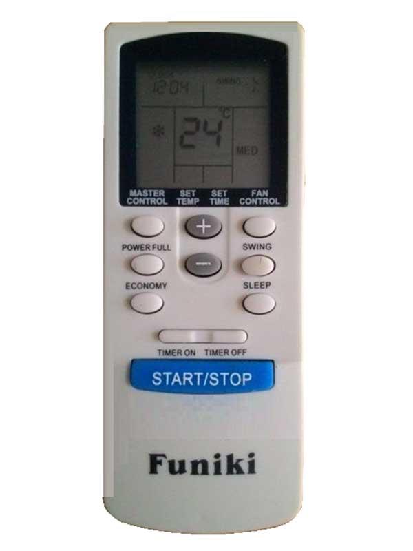 sửa điều khiển điều hòa Funiki