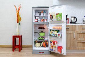 Sửa chữa tủ lạnh Sanyo không đông đá nhanh, hiệu quả