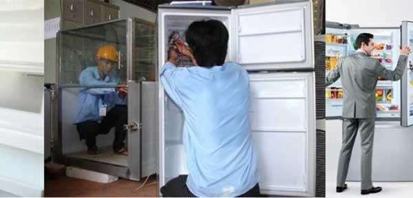 Nên lựa chọn trung tâm sửa tủ lạnh LG Inverter uy tín