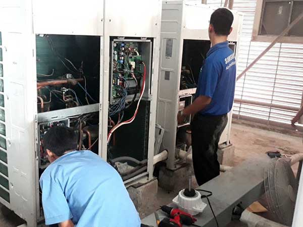 Báo giá dịch vụ bảo dưỡng điều hòa VRV5 cạnh tranh