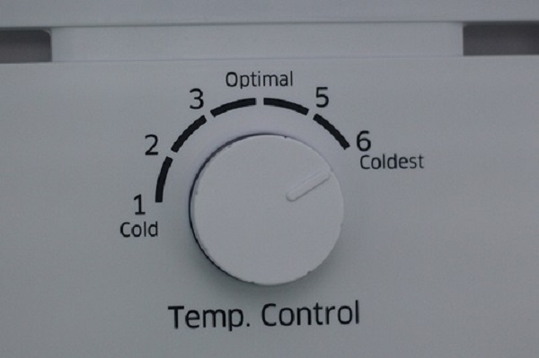 Cách điều chỉnh nhiệt độ tủ lạnh Toshiba