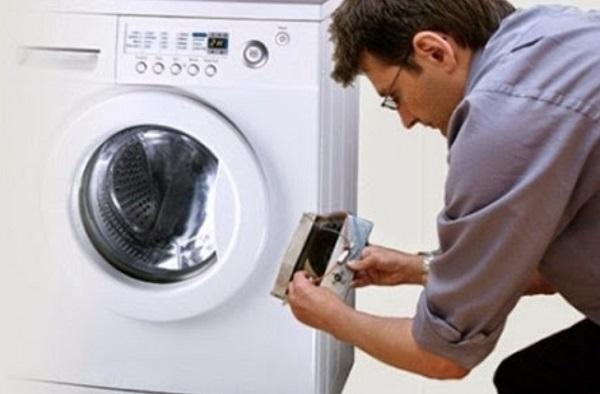 khắc phục lỗi C04 máy giặt Hitachi