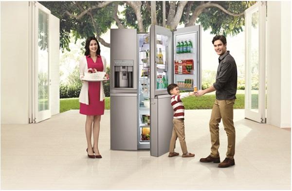 Nơi cung cấp và sửa chữa tủ lạnh Sanyo chính hãng