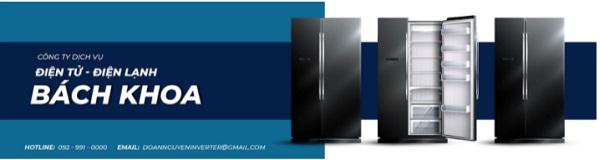 Địa chỉ sửa tủ lạnh Toshiba ngăn mát không lạnh uy tín khu vực Hà Nội
