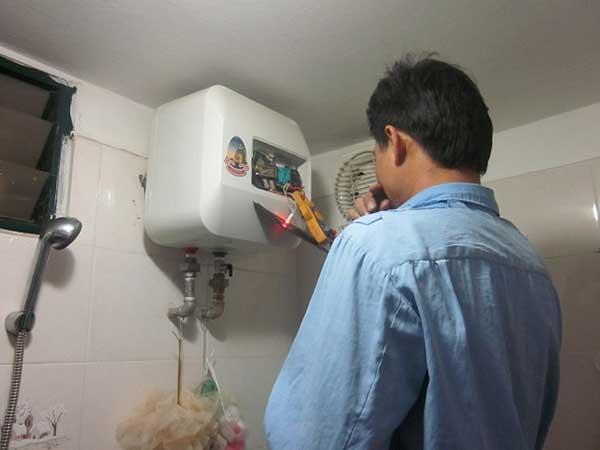 Dịch vụsửa chữa bình nóng lạnh Picenza tại Hà Nội đem lại hiệu quả cao