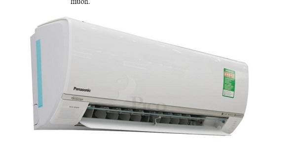 Hướng dẫn sử dụng điều khiển điều hòa Panasonic để cài đặt nhiệt độ