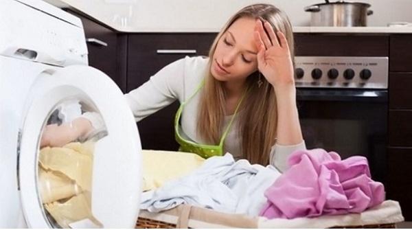 Máy giặt Electrolux đang giặt bị dừng nguyên nhân, giải pháp