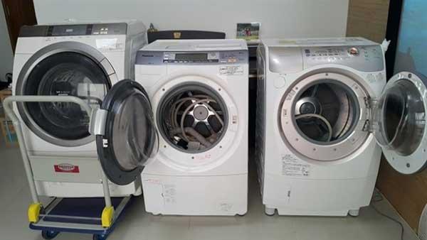 Nhu cầu sử dụng máy giặt nội địa Nhật hiện nay
