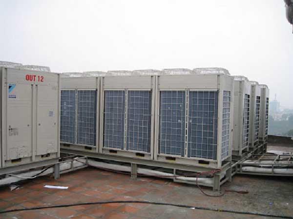 Những ưu điểm của hệ thống điều hòa VRV4