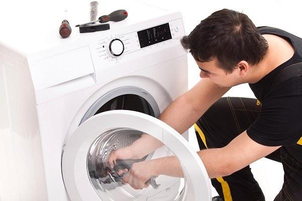 Cách sửa máy giặt LG không lên nguồn
