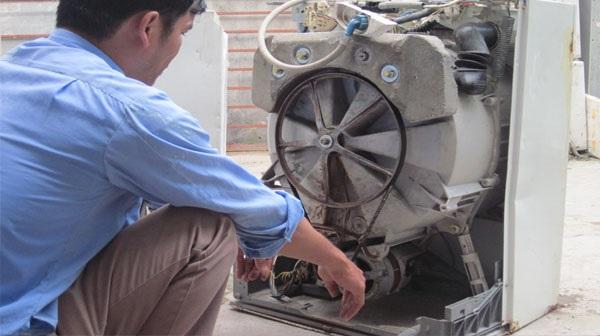 4 nguyên nhân chính khiến máy giặt LG không lên nguồn
