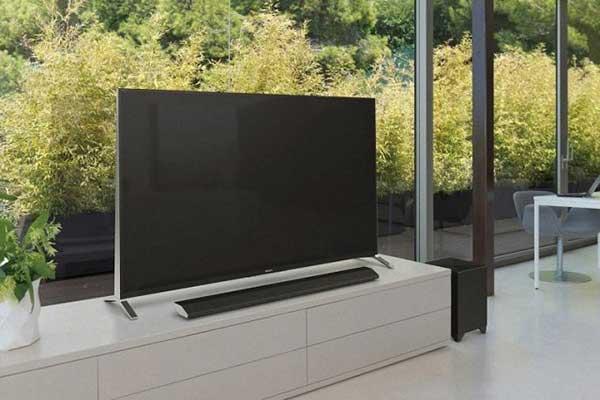 Tivi Samsung có tiếng mà không có hình