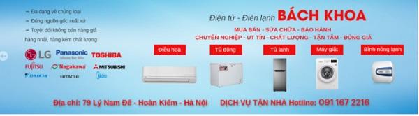 Điện lạnh Minh Đức - Trung tâm bảo hành tủ lạnh Hitachi chính hãng khu vực Hà Nội