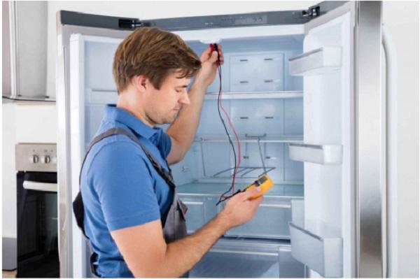 Tủ lạnh Samsung Inverter không lạnh do Block tủ lạnh không hoạt động