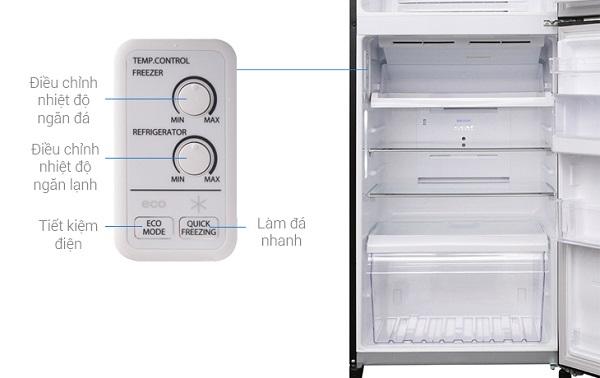 Nguyên nhân tủ lạnh Toshiba nội địa ngăn mát không lạnh