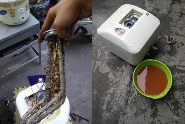 Địa chỉ sửa chữa bình nóng lạnh Ariston không ra nước nóng uy tín