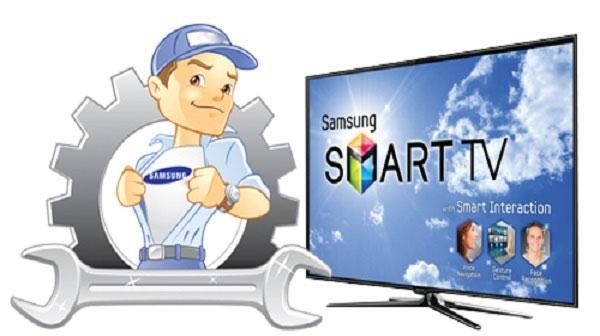 Sữa chữa lỗi màn hình tivi Samsung