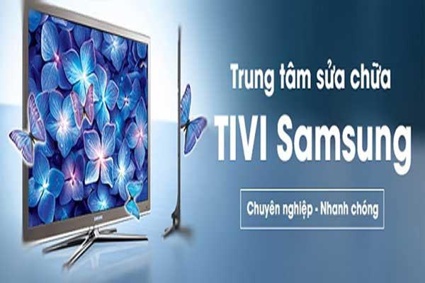 Trung tâm sửa chữa lỗi màn hình tivi Samsung uy tín