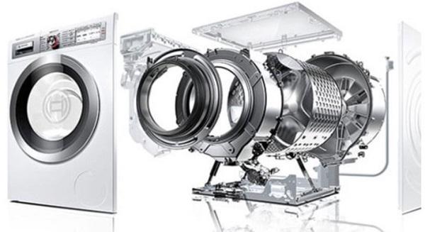 Nguyên lý hoạt động cửa máy giặt Electrolux
