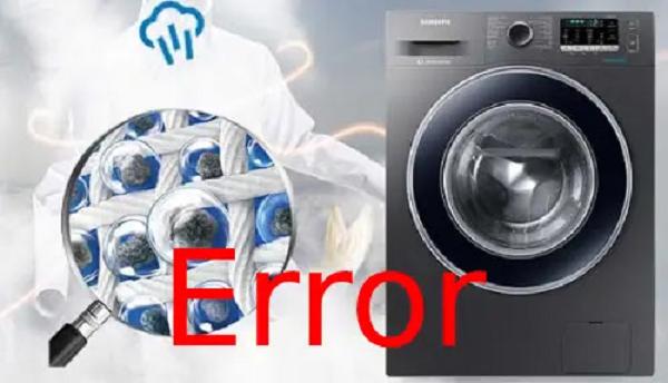 Nguyên nhân nào dẫn đến máy giặt Samsung báo lỗi LC