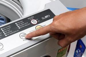 Máy giặt sanyo nguồn chập chờn: Nguyên nhân, cách khắc phục