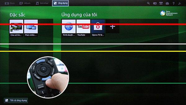 Địa chỉ sửa tivi LG bị sọc ngang màn hình tốt nhất